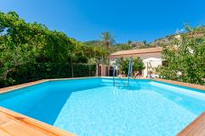 Villa in Port de Sóller - Can Bi - met privé zwembad